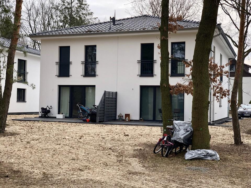 PROVISIONSFREI |  Doppelhaushälfte mit Niedrigenergie 500m vom Zeuthener See