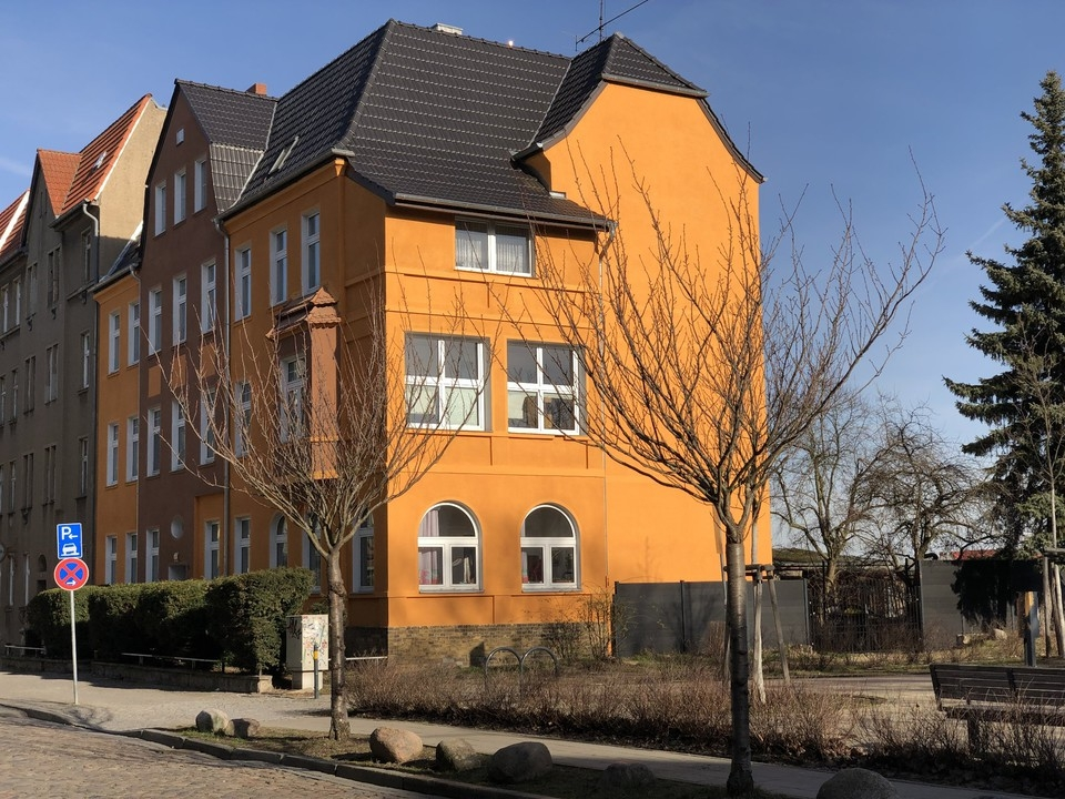 PROVISIONSFREI | Voll vermietetes Mehrfamilienhaus in zentraler Eberswalder Lage