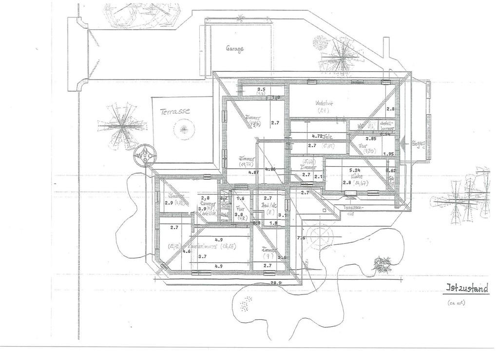 PROVISIONSFREI   Unterkellerter Bungalow als Ausbauhaus