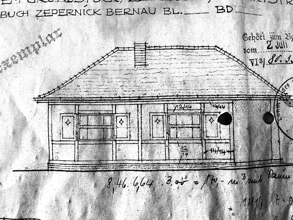 RESERVIERT | Ausbauhaus auf halbem Grundstück im Musikantenviertel