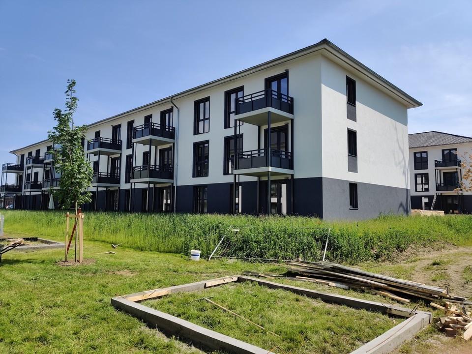 ERSTBEZUG | Loftartige 2 Raumwohnung inkl. Garten und Stellplatz für Individualisten in Bernau