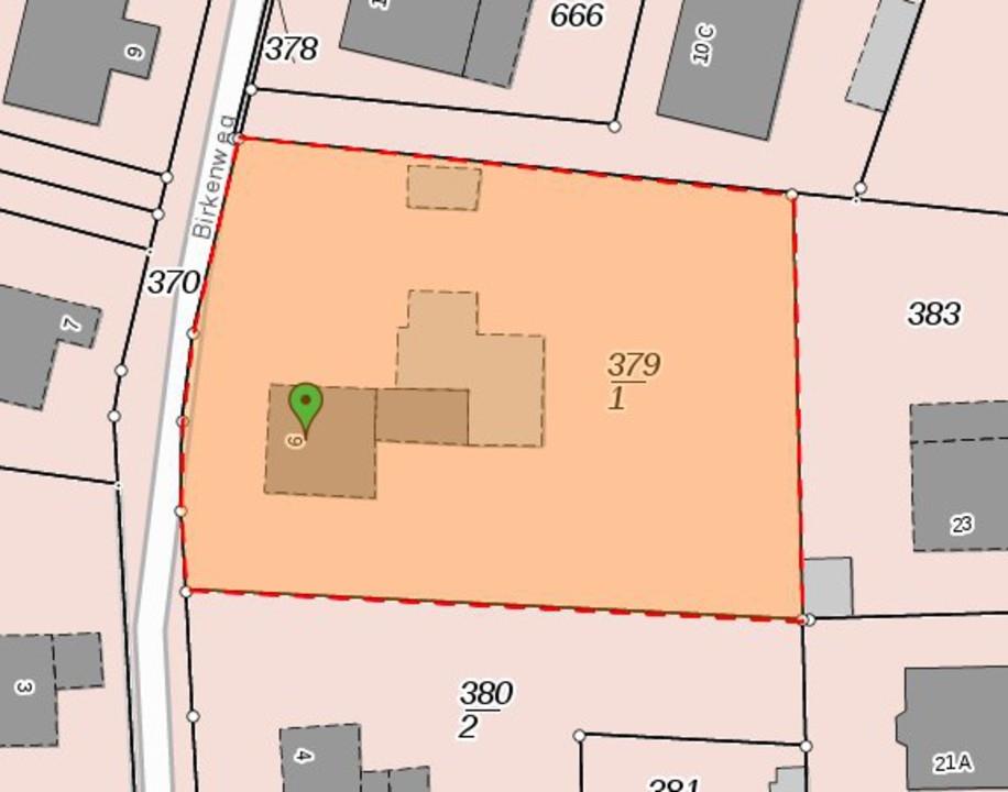 PROVISIONSFREI |Grundstück mit Abriss zur Teilung und Bebauung