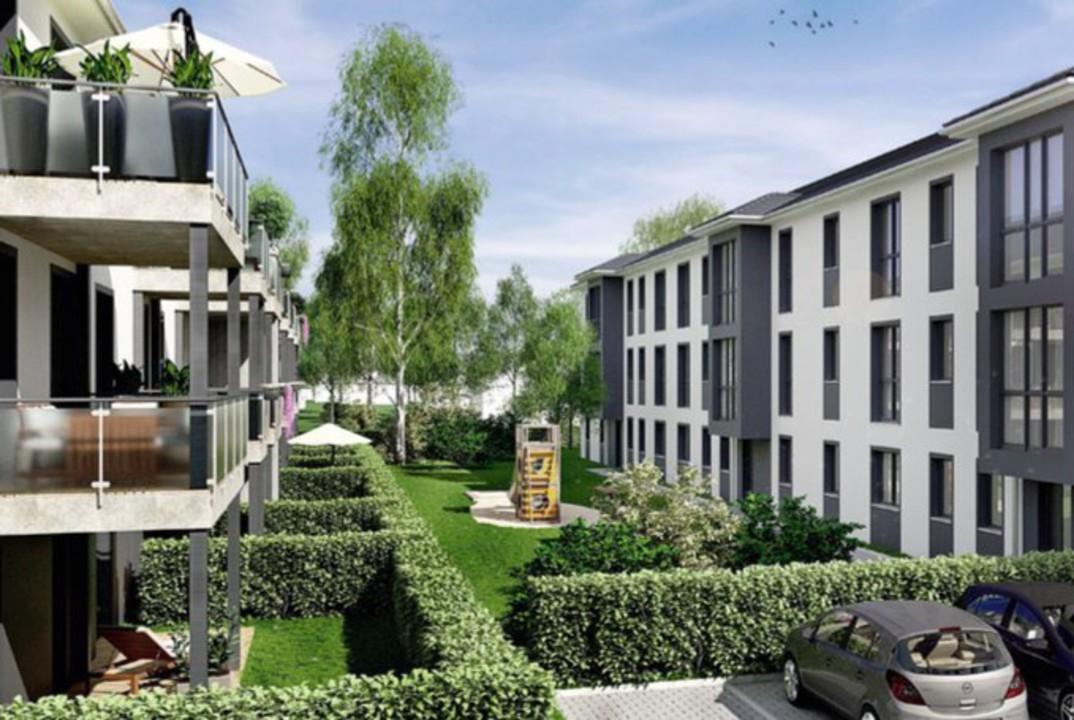 ERSTBEZUG   Loftartige 2 Raumwohnung inkl. Garten und Stellplatz für Individualisten in Bernau
