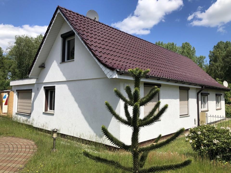RESERVIERT | Doppelhaushälfte in idyllischer Lage am Waldrand