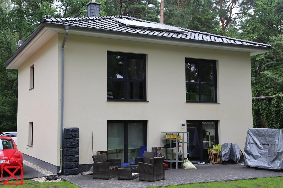 NEUBAU FÜR IHR BAULAND  Stadtvilla mit 162qm inkl. 3-fach-Verglasung, FBH und Kamin