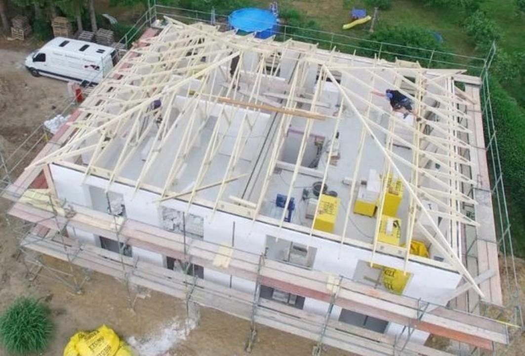 BAUPROJEKT FÜR IHR GRUNDSTÜCK |Individuell planbares Doppelhaus für zwei Familien oder Einliegerwohnung