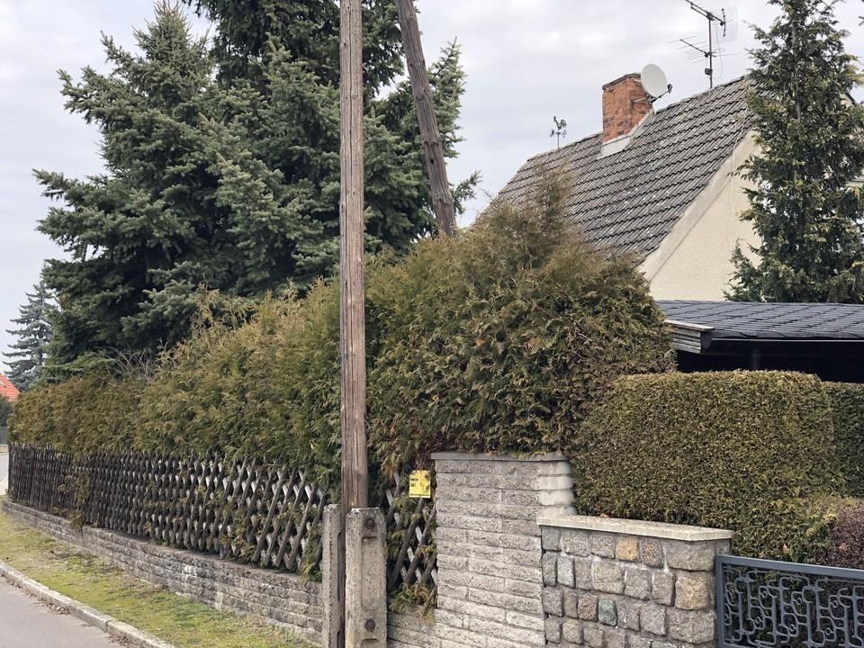 RESERVIERT   FÜR BAUUNTERNEHMER  Grundstück in Hoppegarten