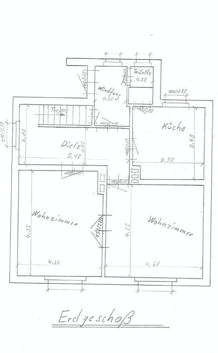 AB SOFORT   Massives Einfamilienhaus mit Garage, Kamin und Sauna auf großem Grundstück in Finow