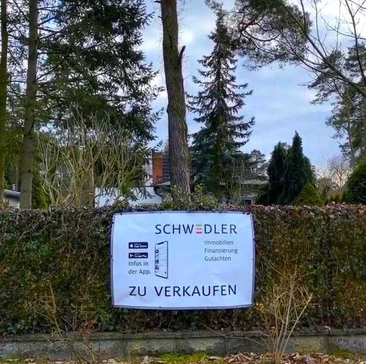 NEU   Grundstück mit kleinem Haus in Wandlitz