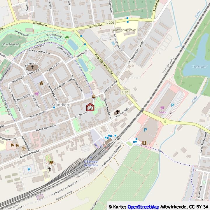 PROVISIONSFREI | Gewerbe in A+ Lage von Bernau
