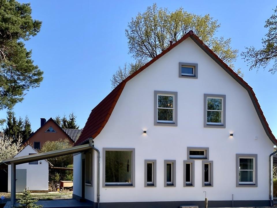 RESERVIERT |Saniertes Haus mit, Kamin, neuer Heizung und Keller auf 800qm