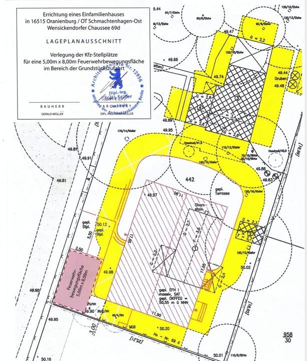 RESERVIERT | bauträgerfreies Baugrundstück ohne Provision